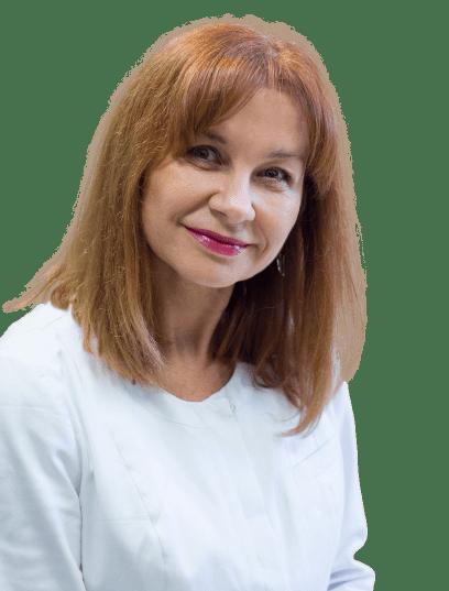 Dermatolog Anna Bułat